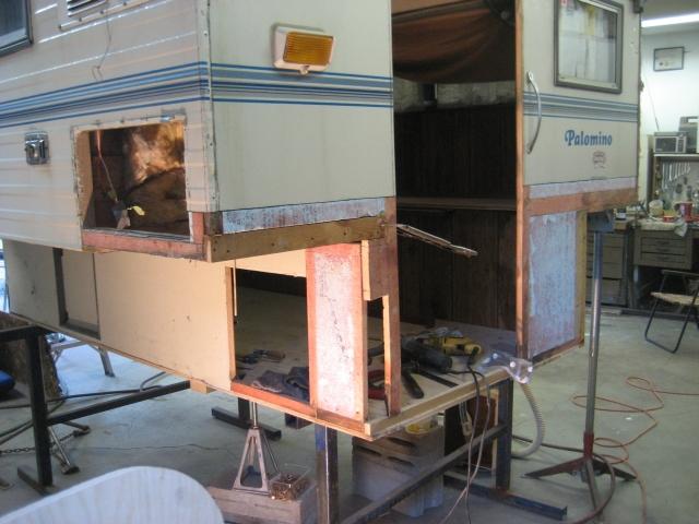 Building The Glen L Hot Rod Truck Camper Repair Page