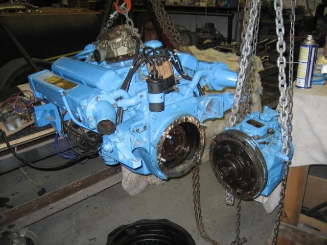 Rebuilding a Chris-Craft 283 CID V8