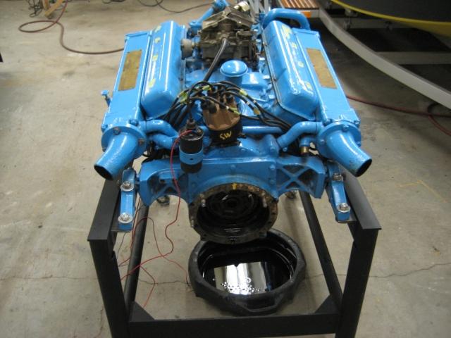 Rebuilding a Chris-Craft 283 CID V8.Building the Glen-L Hot Rod