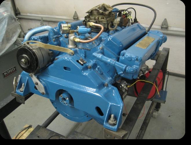 any suggestions on how to manually rotate a flywheel forward 283 rh marineengine com Chris Craft Propeller Chart Chris Craft 283 Marine Engine